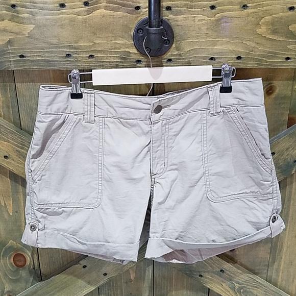 c4ab43d6c1f Carhartt Pants - WOMENS CARHARTT   ORIGINAL FIT TAN SHORTS
